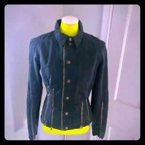 Dolce & Gabbana Moto Jacket MINT